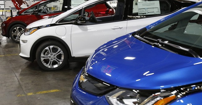 Chevy Bolt isn't stylish, but GM is pushing its practicality