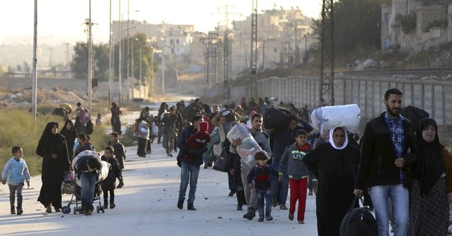 The Latest: UN renews call for Syria aid plan