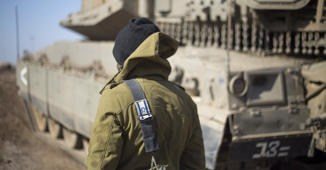 Israel bombs alleged IS militant hideout in Syria