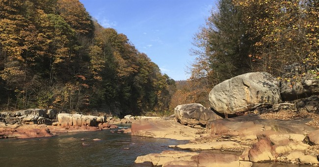 Efforts to save the Cheat River chart clearer course forward