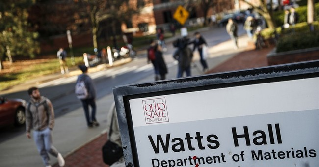 Ohio State attack echoes Islamic State group's brutal calls
