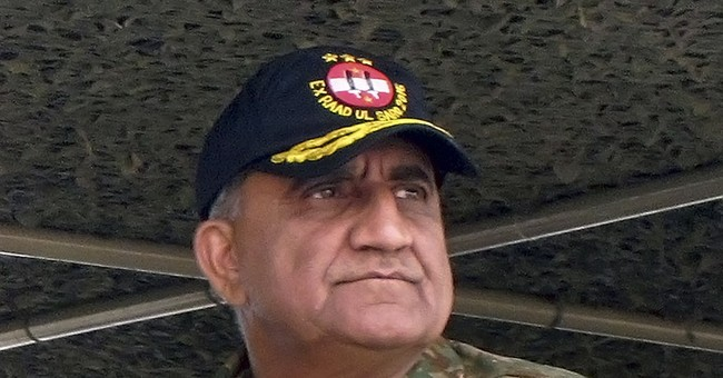 New Pakistan army chief faces tensions with Kabul, India