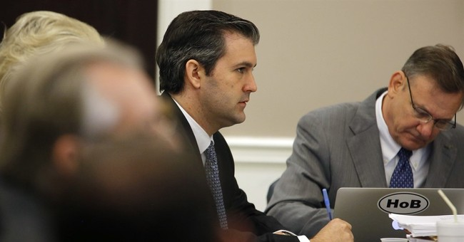 Defense rests case in the Michael Slager murder trial.
