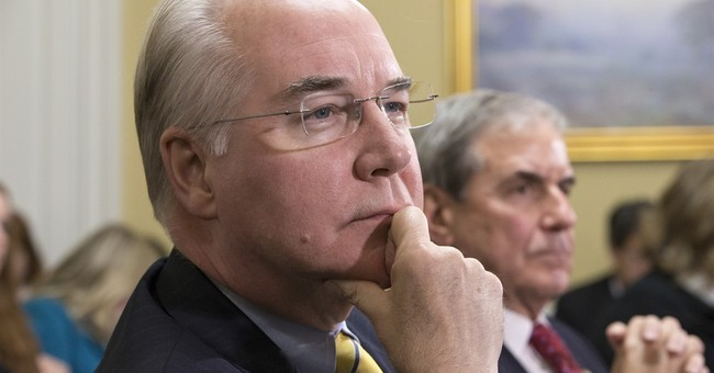 Health nominee Price may find that changing HHS isn't easy
