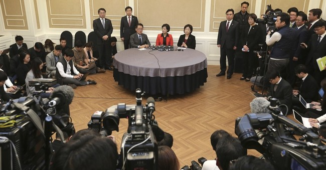 How it works: Impeaching a South Korean president