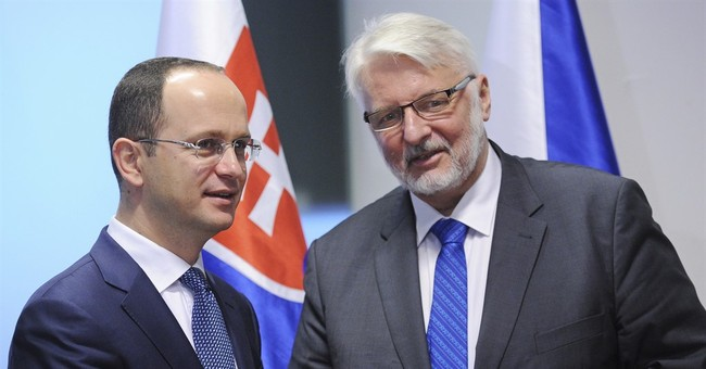 Central, south European foreign ministers discuss challenges