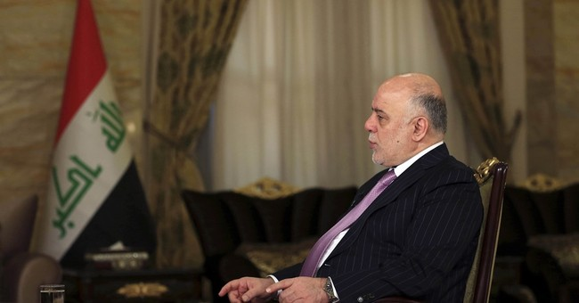 AP Interview: Iraqi leader predicts IS collapse in Mosul