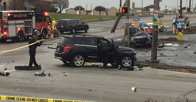 Prosecutor: Police didn't push man before deadly car chase