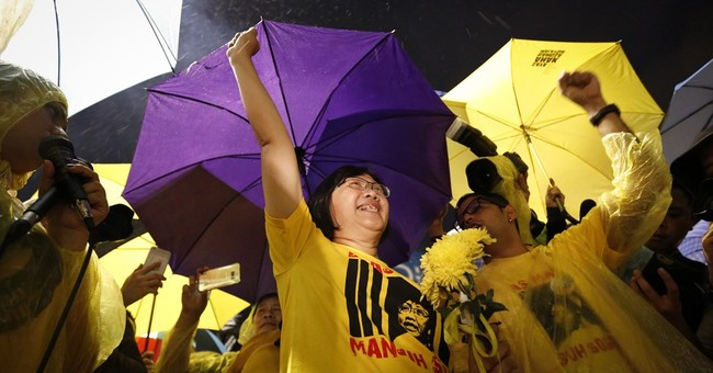 Malaysian reform group leader freed after 10-day detention