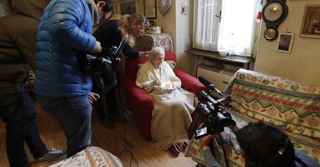 World's oldest living person celebrates 117th birthday