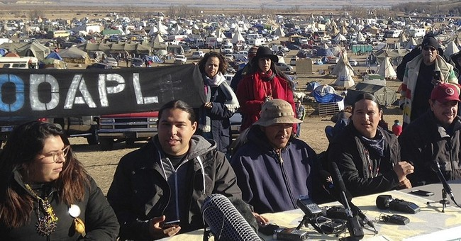 Pipeline protest arrests strain North Dakota's court system