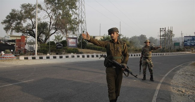 Rebels storm Indian army base in Kashmir; 7 soldiers killed