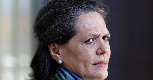 Indian Congress party leader Sonia Gandhi ill, hospitalized