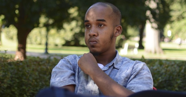 Trump says Ohio State attacker shouldn't have been in US