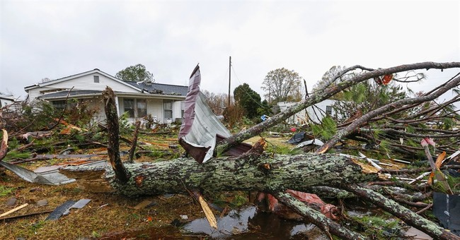 Southern plagues: Drought, flood, fire and now killer storms