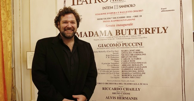 Tenor bringing American swagger to Milan 'Madama Butterfly'