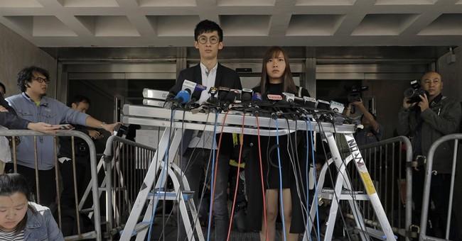 Disqualified separatist Hong Kong lawmakers lose appeal