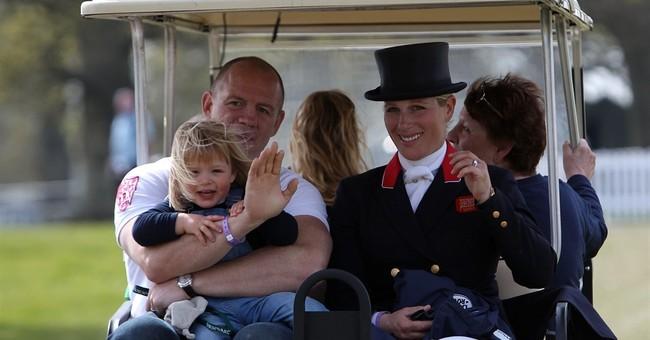 Great-grandchild No. 6 coming for Queen Elizabeth II