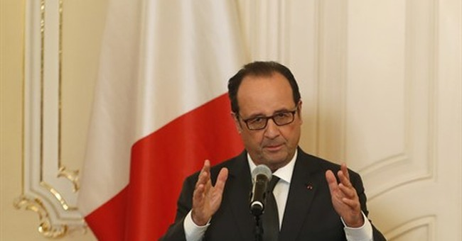 French president says Czech help vital in anti-terror fight