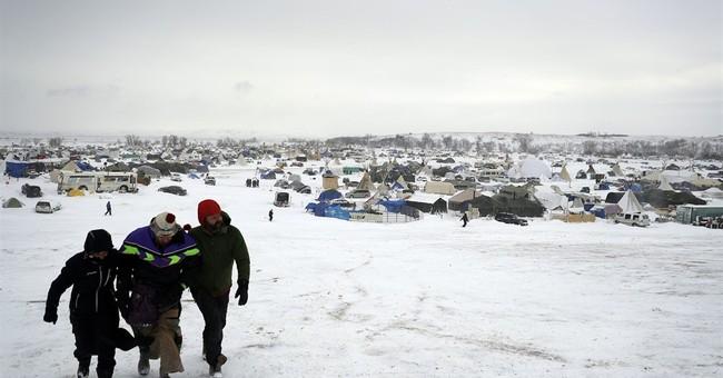 North Dakota borrows $7M more for pipeline protest costs