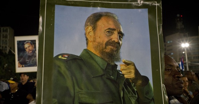 In Africa, Latin America, Fidel Castro inspired many