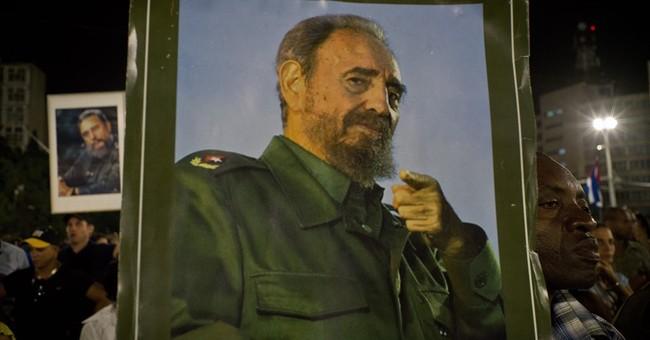 In Africa, Latin America, Fidel Castro inspired many