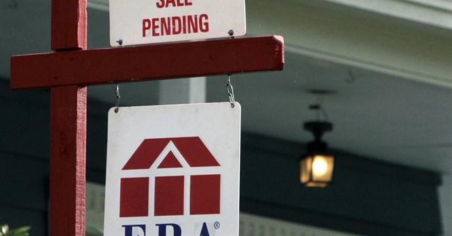 Pending home sales nudged upward in October