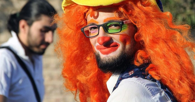 Syria's Aleppo loses clown who warmed war-torn hearts