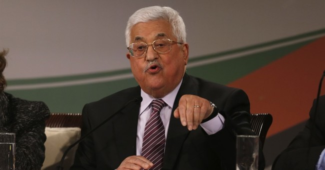 Palestinian leader seeks Trump support for independence