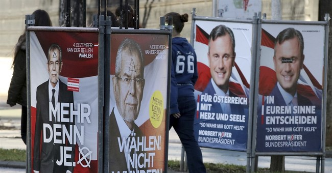 Trump effect unknown in tight Austrian presidential election