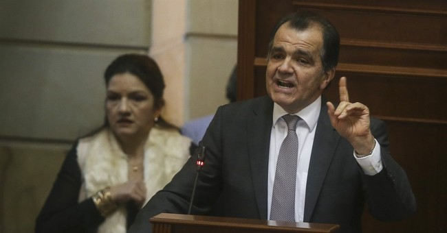 Colombia's congress ratifies peace accord with rebels