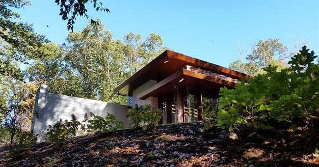 A new role for Frank Lloyd Wright home that survived Sandy