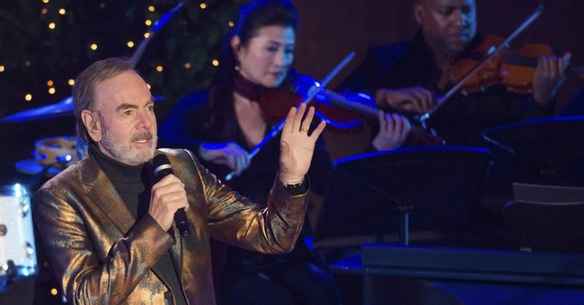 Neil Diamond to celebrate career with world tour