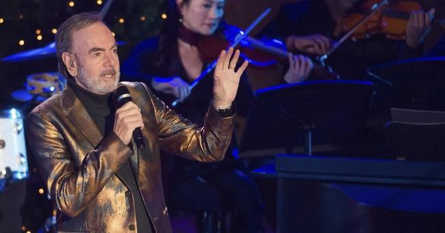 Neil Diamond to celebrate career with world tour