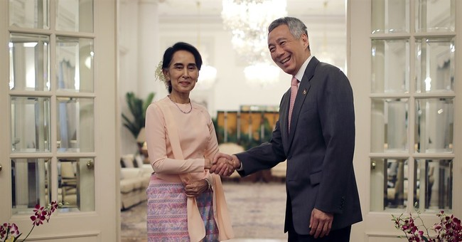 Myanmar's Suu Kyi says national reconciliation 'unavoidable'