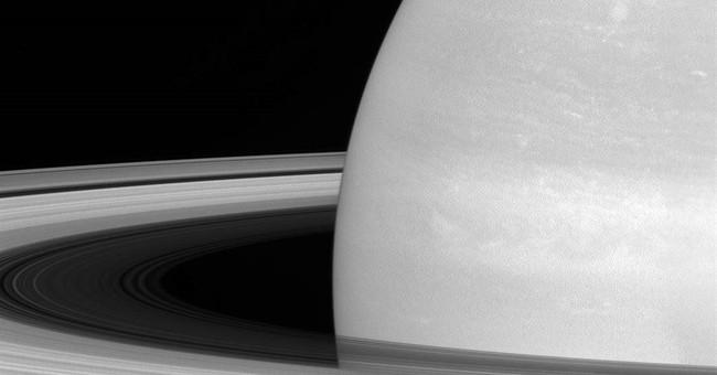 NASA spacecraft embarks on ring-skimming mission at Saturn