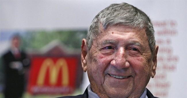 Creator of McDonald's flagship sandwich, the Big Mac, dies