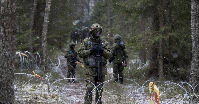 AP Interview: Lithuania: Trump right on Europe defense costs