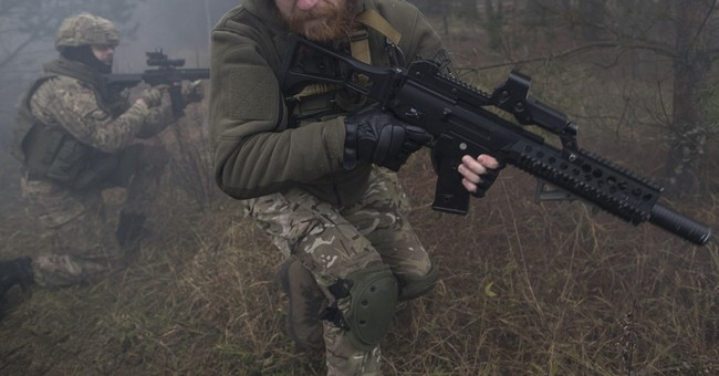 Lithuanian civilians fearing Russian attack train for worst