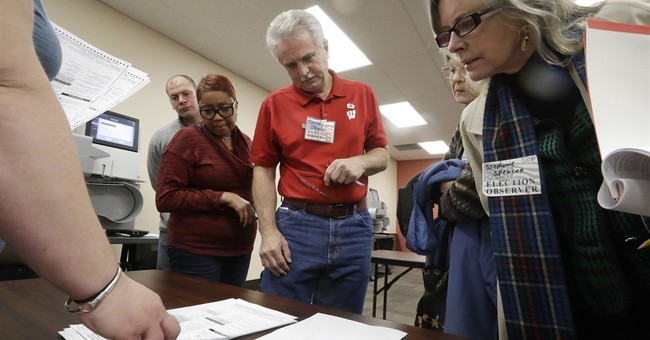The Latest: Stein urges federal judge to get recount moving
