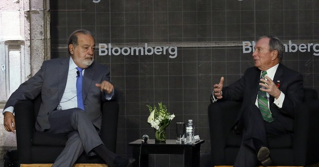 Bloomberg optimistic at start of climate change summit