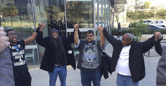 Los Angeles cops cleared in death of homeless black man