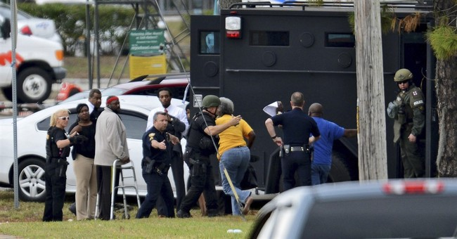 Sheriff: Suspect in credit union hostage-taking charged