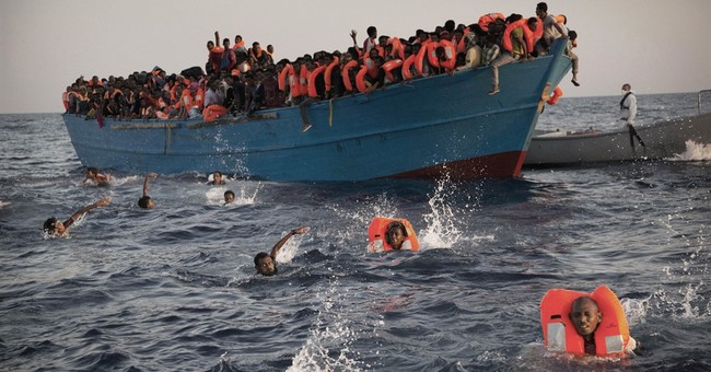 EU: Libya's cities making $346M a year from people smuggling