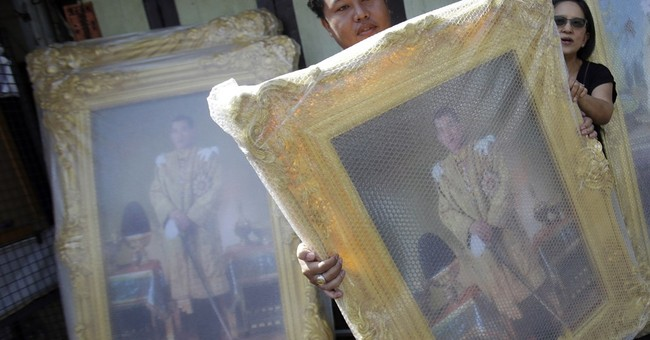 Thailand's new king faces challenges national and personal