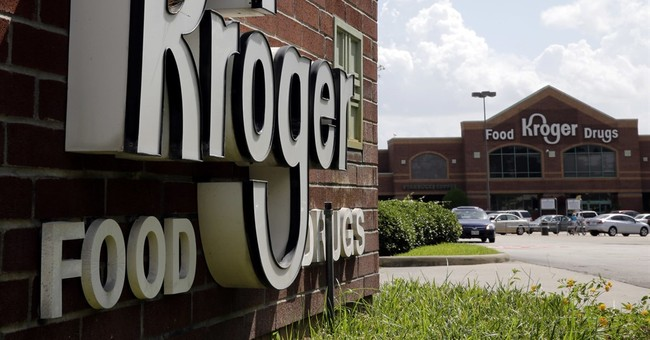 Kroger digs in with food prices tumbling