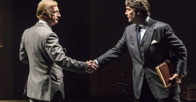 Backstage UK politics makes thrilling drama in 'This House'
