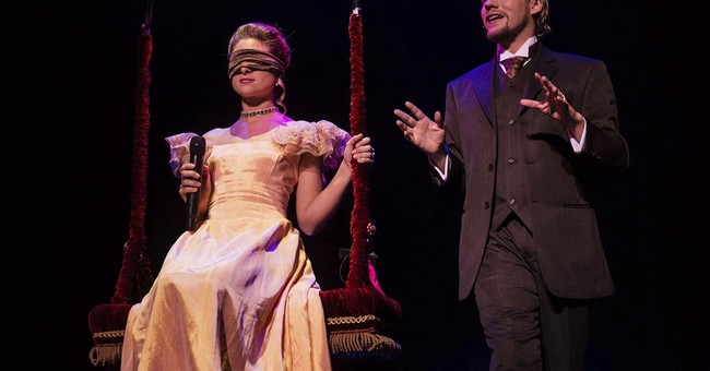 Women lead the 'The Illusionists' on Broadway this time