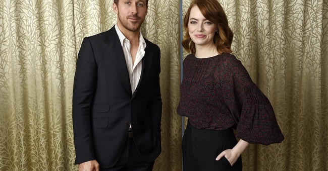 Q&A: Gosling and Stone on 'La La Land' & their movie romance