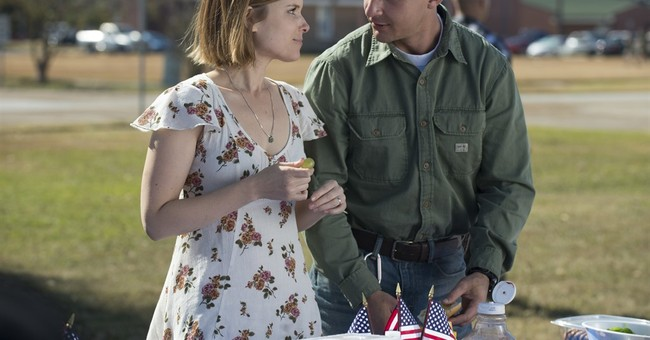 Review: 'Man Down' waits too long to deliver worthy message